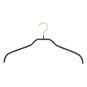Kleshenger til gensere og bluser Art 41F-5 GULL med gullkrok