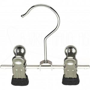 Kleshenger med klyper til bukser og skjørt Art K11D